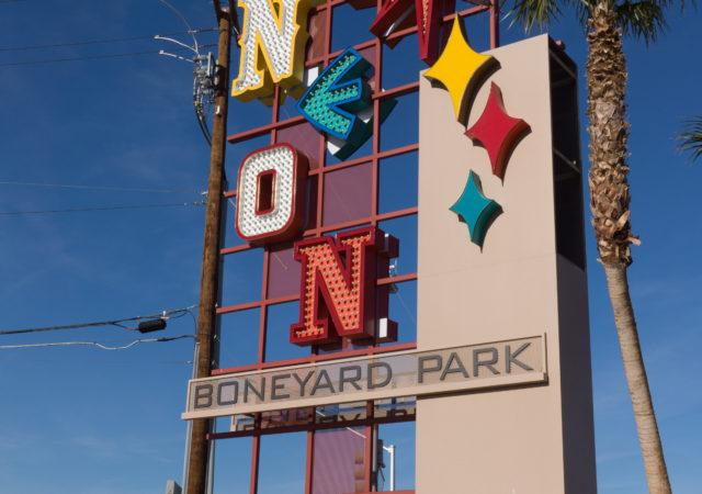 Las Vegas Neon Müzesi: Yıldızlar Asla Sönmez